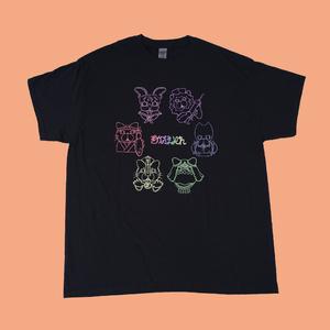 きがえまみれTシャツ